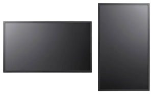 LCD Landscape and Portrait Example