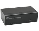 Video Splitter 2 Port VGA and Audio